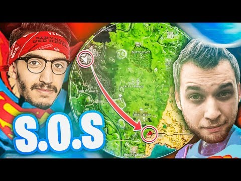 😱 JE TRAVERSE LA MAP POUR RÉANIMER MICKALOW ! 😱 ► TOP1 25KILLS