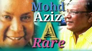 MOHD AZIZ SAHAB A ((((( RARE SONG )))) YE SAAHE NAJAF HAIDAR-E-KARAAR MADAD KUM