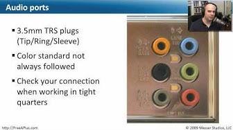 I/O Interfaces - Part 1 of 2 - CompTIA A+ 220-701
