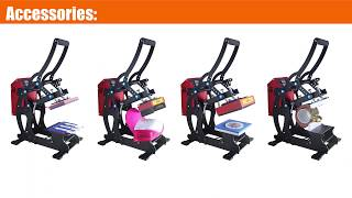 How to use mecolour 4 in 1 Multifunctional Pen Press Machine ?