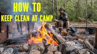 Wilderness Hygiene, off-road camping