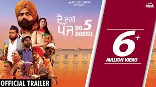 DO DOONI PANJ (Official Trailer) Amrit Maan | Isha Rikhi | Badshah | Rel on 11th Jan
