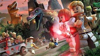Лего трейлер Мир Юрского Периода 2.