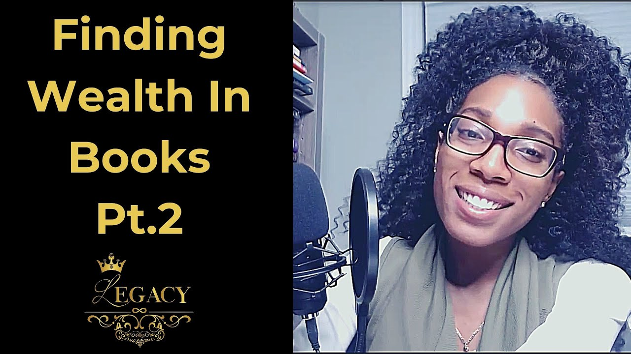 READ YOURSELF TO WEALTH PT. 2 - The Legacy Podcast #36