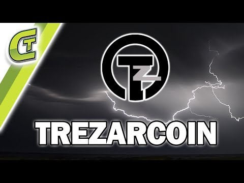 trezarcoin to usd