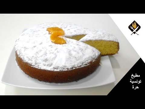 gÂteau-À-l'orange-facile-et-rapide---خبزة-برتقال-سهلة-ولذيذة-بمكونات-موجودة-في-كل-بيت