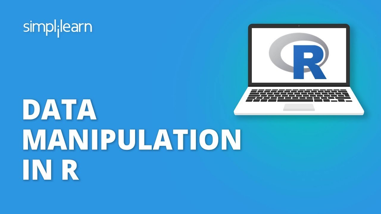 Data Manipulation In R | Data Manipulation In R With dplyr | R Programming For Beginners