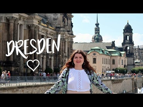 ONE DAY IN DRESDEN🇩🇪 Germany Travel Vlog!
