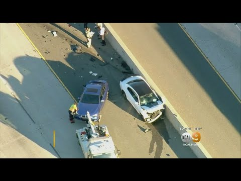 Sylmar Wreck May Have Inadvertently Helped Police Catch NorCal Murder Suspect