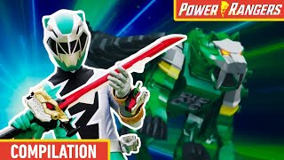 Green Ranger Runs to the Rescue  BRAND NEW  Dino Fury  Power Rangers Kids  Action for Kids