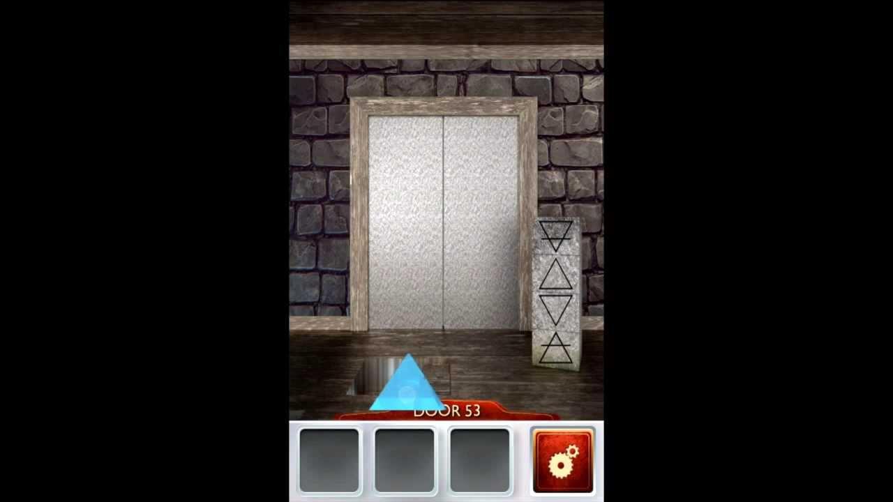 100 Doors 2 Level 53 Walkthrough Youtube