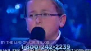 MBD - YM GERSTNER - DADDY DEAR - CHABAD TELETHON 2007.mpg