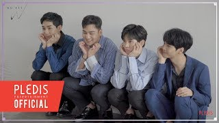 [SPECIAL VIDEO] NU'EST W Special Single '있다면' Profile Shooting Behind
