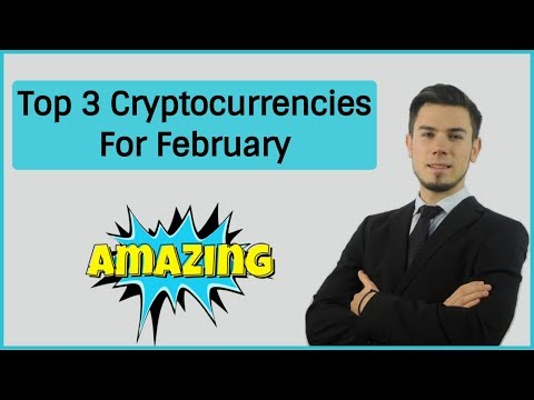 3 CRYPTOCURRENCY ICOS TO WATCH IN FEB 2018