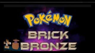 ROBLOX Pokemon Brick bronze OST: Legendary/mítico encontro