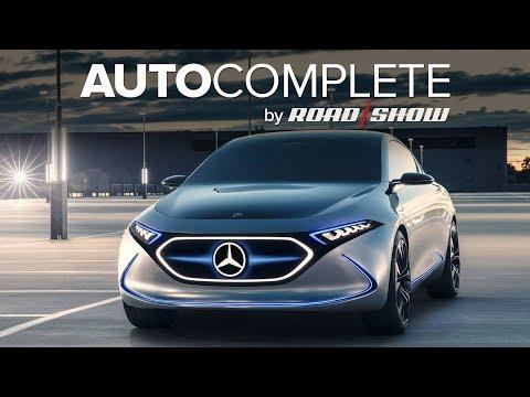 AutoComplete: Mercedes to bring EQ EV to Geneva, Tesla Model 3 crash,  Dodge recall