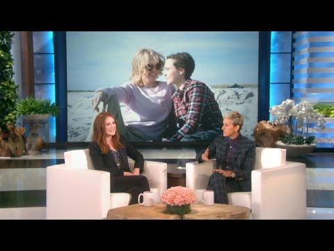Julianne Moore Talks 'Freeheld'