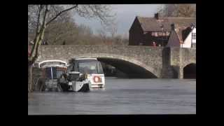 The Thames Flooding In Abingdon 2012 - Day 2