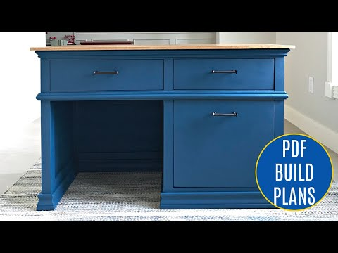 diy-kids-desk-plans-with-storage-drawers---build-a-school-desk