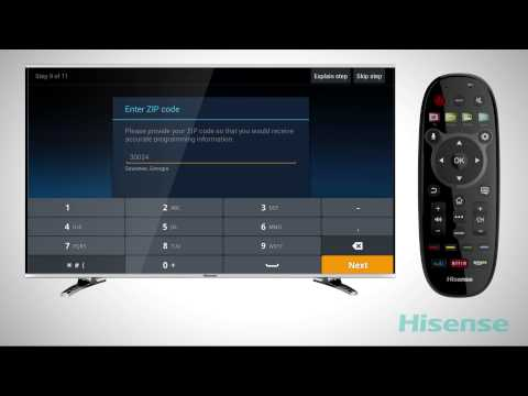 Remote Control Codes For Hisense TVs | Codes For Universal