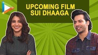 MUST WATCH: Varun Dhawan & Anushka Sharma's most entertaining interview on Sui Dhaaga & lot more