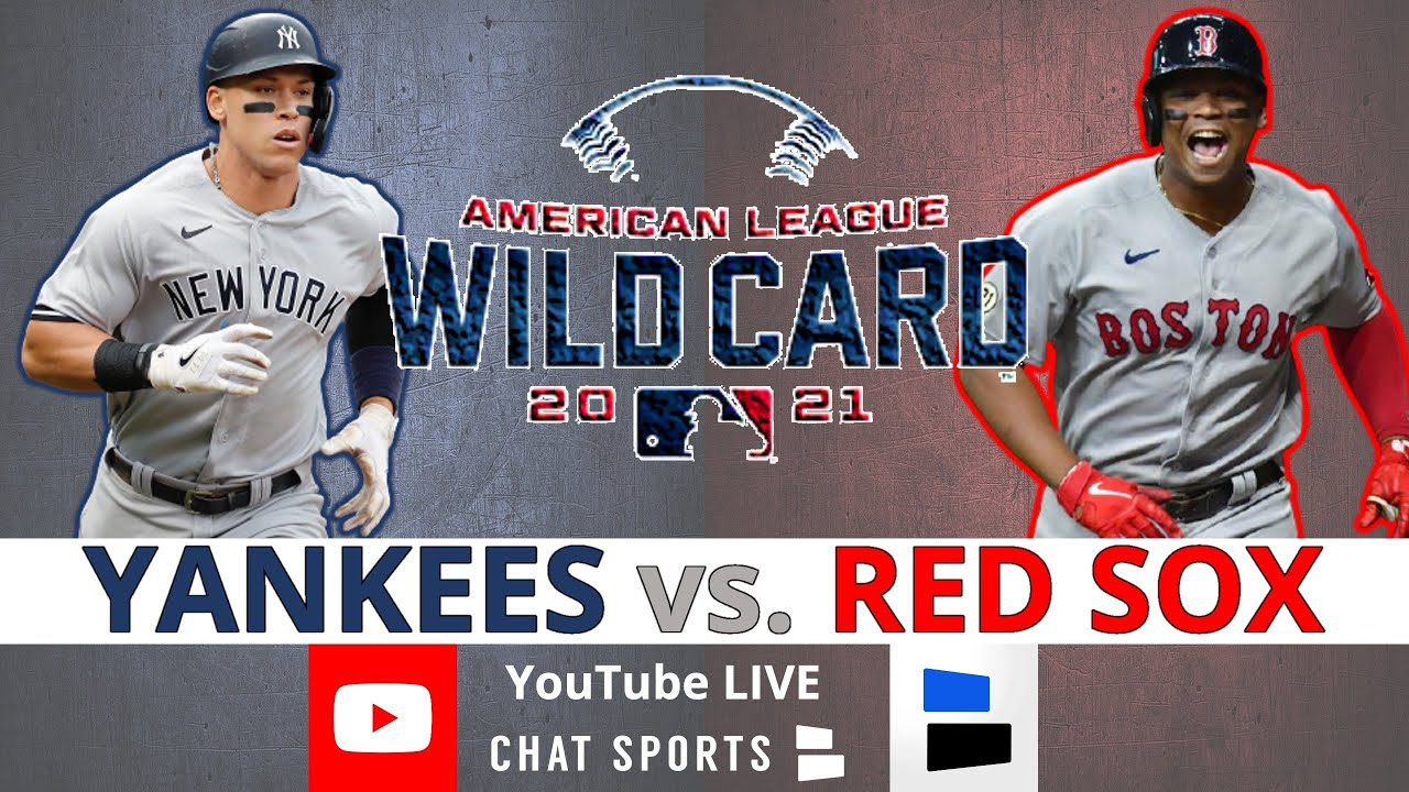 Yankees vs Red Sox live updates: AL wild-card game news, start ...