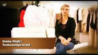 Zo Zijn We (nog Niet) Getrouwd: Aflevering 4: Debby Pfaff Kiest Huwelijkskleed