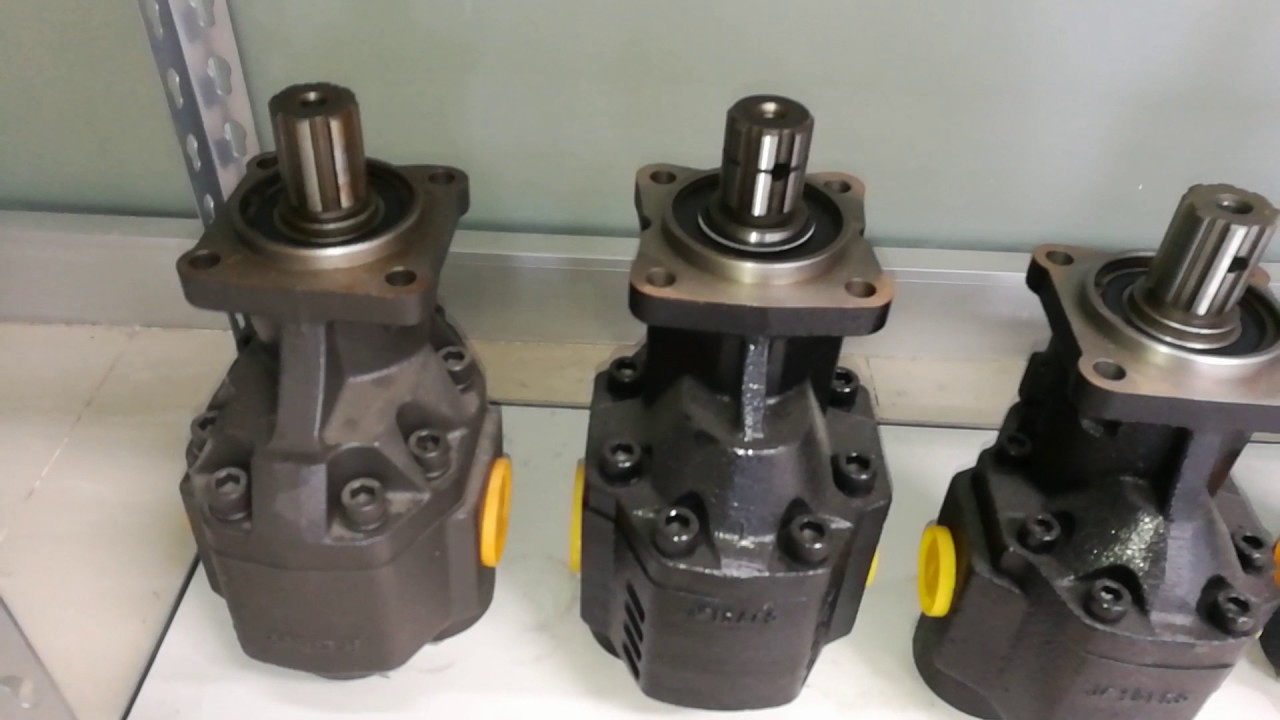 Hydraulic Drive Gearboxes : Koreson hydraulic gear pump pto gearbox youtube