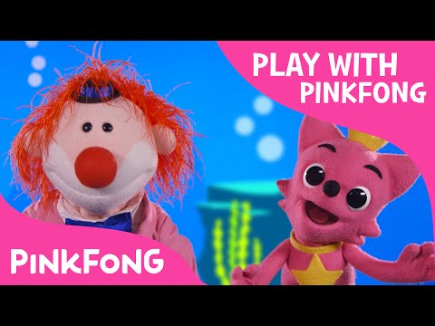 Rock Paper Scissors | Play With PINKFONG | Word Power | PINKFONG Songs for Children