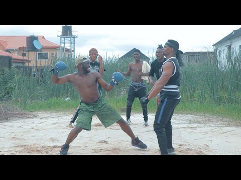Strongperson Comedy – Strongperson Fights His Community Strongman