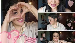 Get ready with me: Valentine's Day Thumbnail