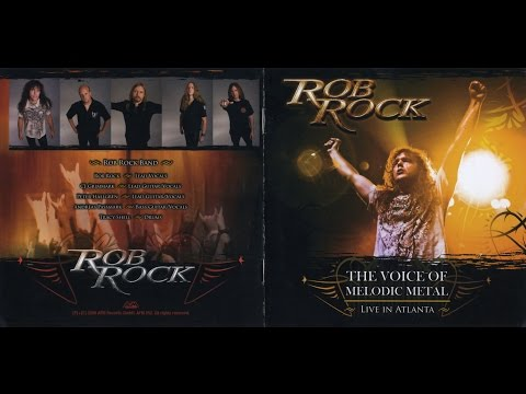Rob Rock  - The Voice Of Melodic Metal 【dts】