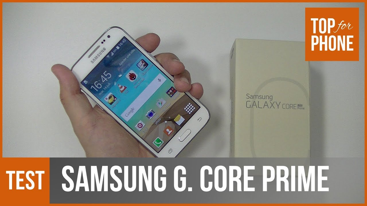 samsung galaxy core how to use