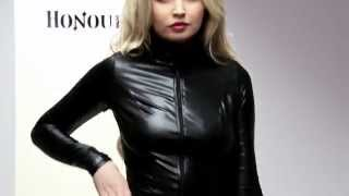 Honour Wetlook Athena Mini Dress Thumbnail
