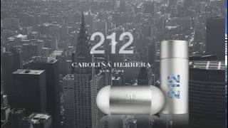 Carolina Herrera 212 NYC Women Eau de Toilette BUY NOW www.smseruya.com