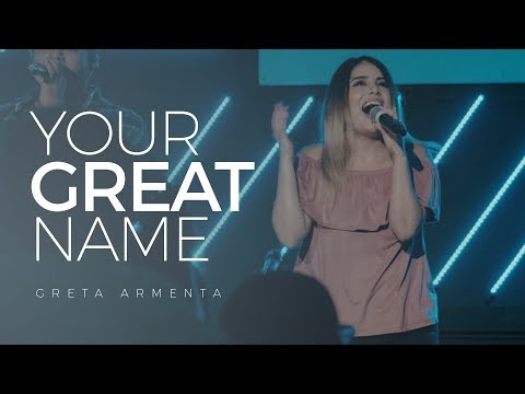 Your Great Name | Todd Dulaney | by Greta Armenta LIVE at RTLA