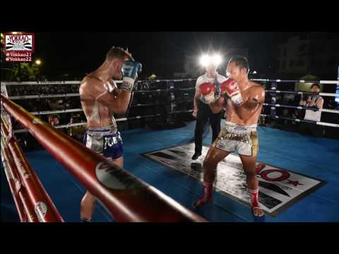 YOKKAO 22 Hong Kong: Saenchai vs Ognjen Topic - Muay Thai Full Rules -65kg