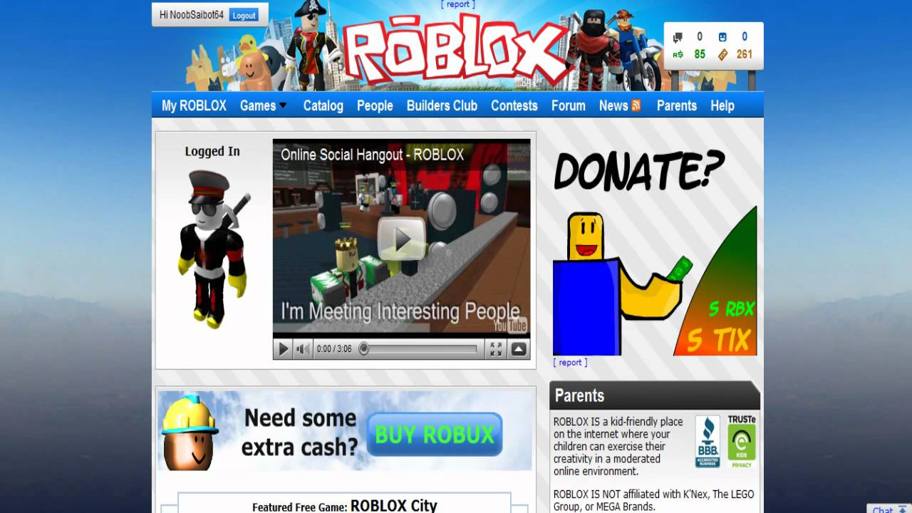 how to get a old roblox account