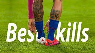 أجمل المهارات والمراوغات و الاهداف في عالم كرة القدم 2019 - 2019 The Most Beautiful Dribbling Skills