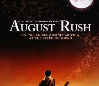 "August Rush -- Movie Review: ""A Little Shining Star"" One Woman's Opinion by Dianne Hanks"