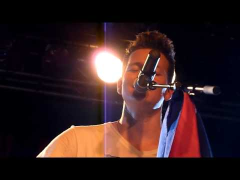[HD] Tyler Ward - I Don't Wanna Miss This (Cologne, October 27, 2013)