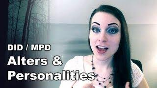 يغير / الشخصيات / الهويات & كيف خلقت | اضطراب الهوية فصامي (هل)
