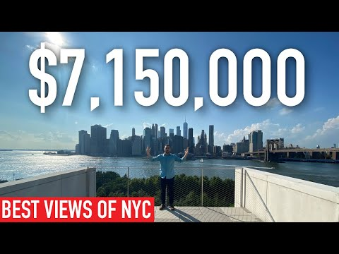 INSIDE A JAW-DROPPING $7,150,000 TRIPLE PENTHOUSE IN BROOKLYN HEIGHTS / NEW YORK TOUR SERIES / EP: 3