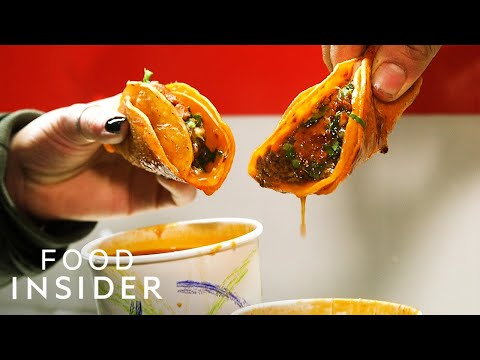 Two Brothers Make New York's Spiciest, Juiciest Birria Tacos