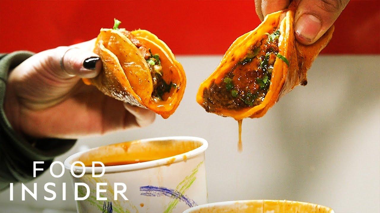 Two Brothers Make New York S Spiciest Juiciest Birria Tacos Youtube