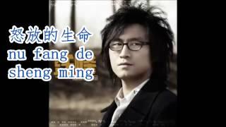 Wang Feng/汪峰 - nu fang de sheng ming/怒放的生命