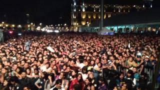 Público de REBEL CATS Zócalo - Semana de las Juventudes