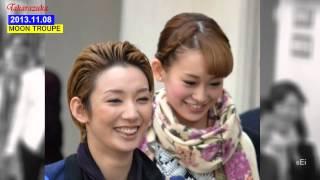2013.11.8撮影 TAKARAZUKA MOON TROUPE.