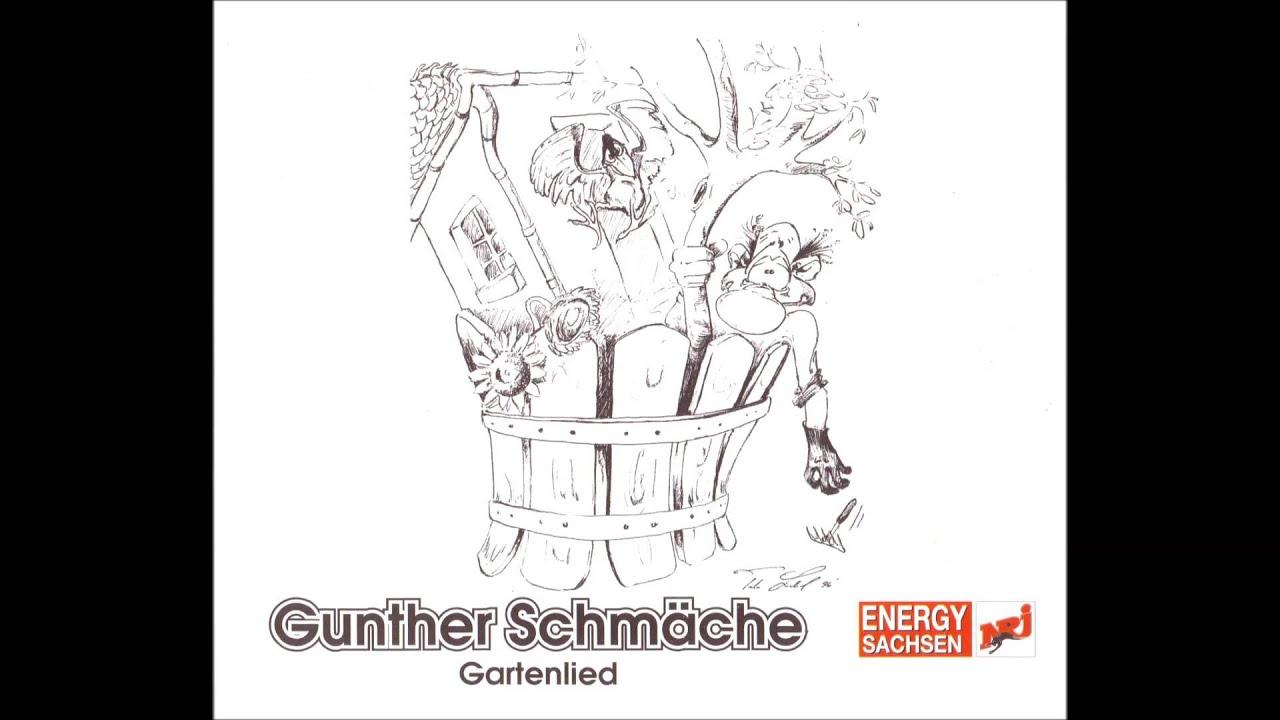 04 Gunther Auf Deinem Anrufbeantworter   Gunther Schmäche Gartenlied
