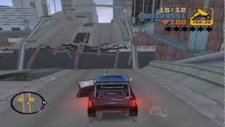 GTA3 Tips & Tricks - How can I get to the second city? [HD]
